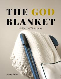 Anne Rulo Sneak Peek The God Blanket