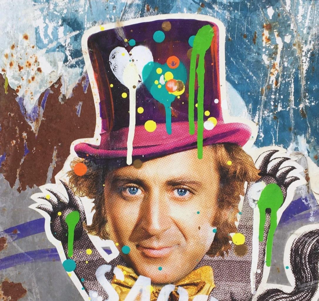 Anne Rulo Willy Wonka Faith