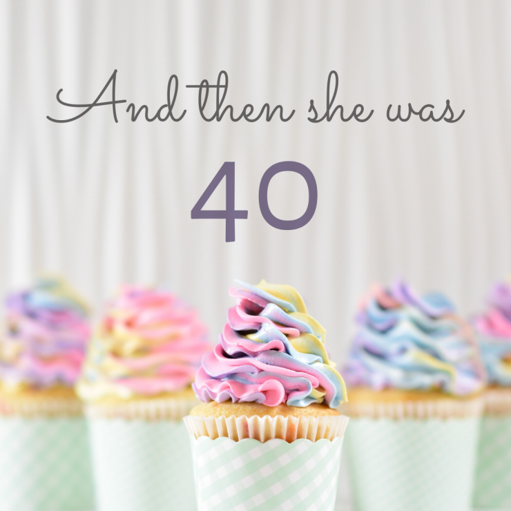 "Anne Rulo 40 ""Truths"" at 40 Years Old"